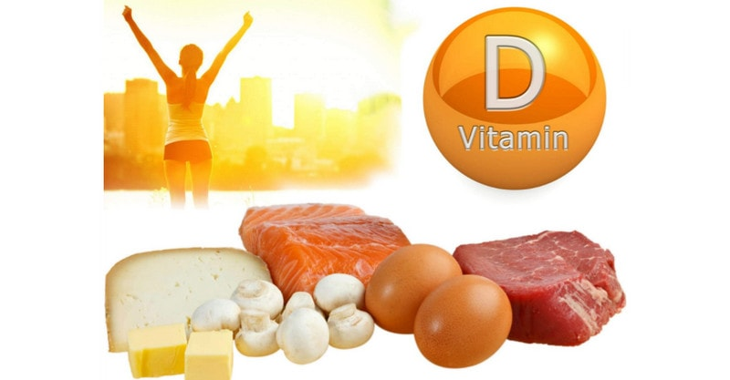 Источники витамина D