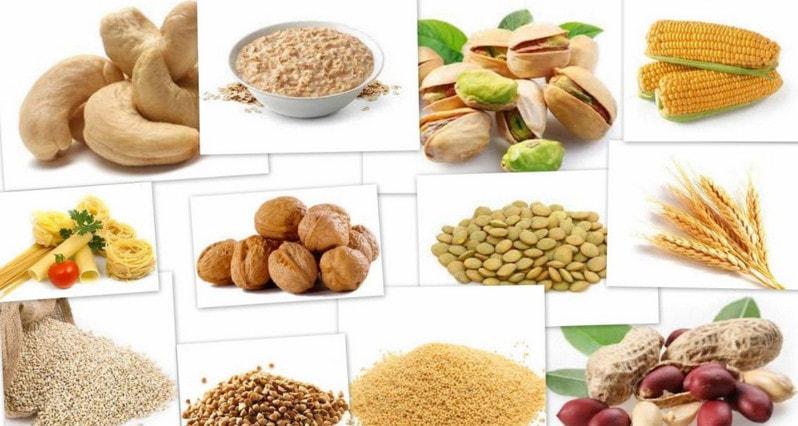 Источники витамина группы B