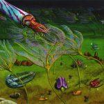 Развитие жизни в палеозойскую эру.