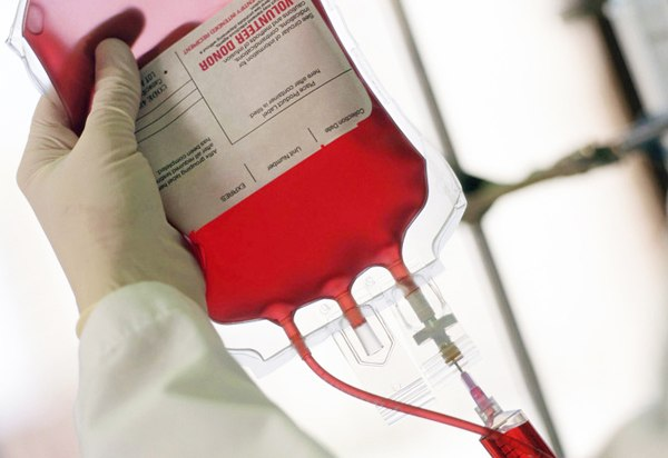 Группы крови. Значение переливания крови