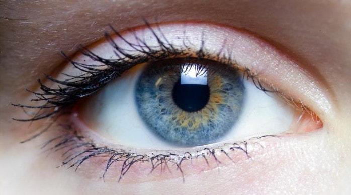Глаз человека - фото